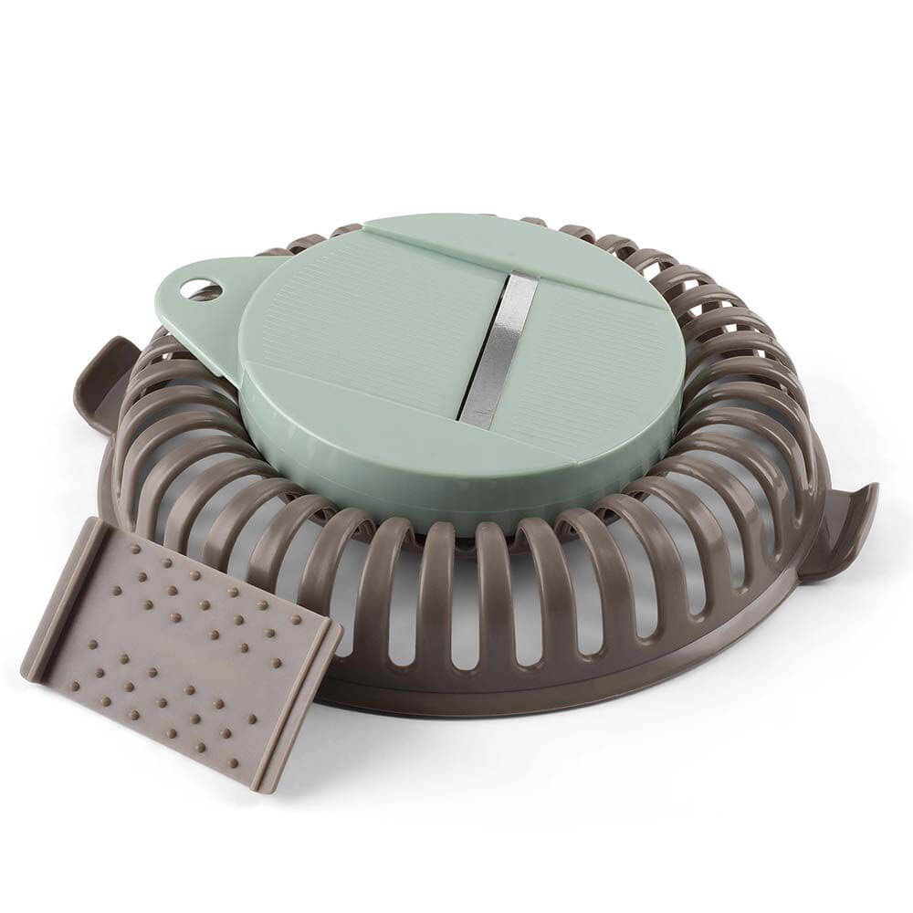 kit para batata chips de micro-ondas